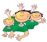 Kids2 - Green Shirts - John Duffield duffield-design