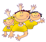 Kids2 - Yellow Shirts - John Duffield duffield-design