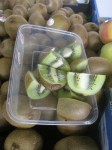 Kiwi Fruit quarters (8) Bev Dunbar Maths Matters