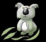 Koala 1  - John Duffield duffield-design