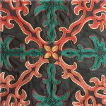 Kygyz antique embroidery pattern Bev Dunbar Maths Matters