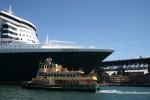 Length 345 m Width 41 m Mass 76000 tonnesQueen Mary 2 Oceanliner Bev Dunbar Maths Matters