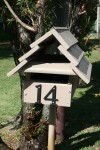 Letterbox number 14 Hawks Nest Bev Dunbar Maths Matters