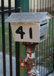 Letterbox number 41 Bev Dunbar Maths Matters