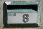 Letterbox number 8 Bev Dunbar Maths Matters