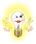 Lighbulb Girl - John Duffield duffield-design