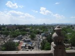 Looking due East Xian China Bev Dunbar Maths Matters