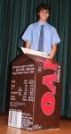 Lukes 1 metre Milk Carton Bev Dunbar Maths Matters