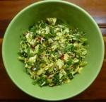 Mallung Salad $10 Bev Dunbar Maths Matters