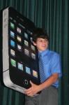 Matthews 1 metre iphone Bev Dunbar Maths Matters