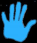 Measurement - Hand Measure - Blue John Duffield duffield-design