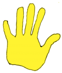 Measurement - Hand Measure - Yellow - John Duffield duffield-design