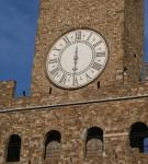 Medieval clock closeup Florence Bev Dunbar Maths Matters