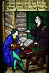Medieval money changer Bev Dunbar Maths Matters