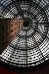 Melbourne Central Cone Atrium Bev Dunbar Maths Matters