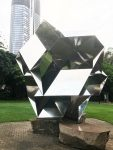 metal-sculpture-brisbane-bev-dunbar-maths-matters