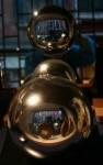 Metal Spheres Venice Bev Dunbar Maths Matters