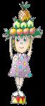 Miss Fruit Hat - John Duffield duffield-design