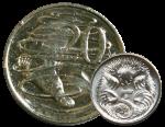 Money 25 cents Bev Dunbar Maths Matters