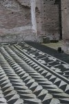 Mosaic Floor Tile Patterns Baths of Caracalla Rome Bev Dunbar Maths Matters