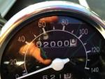 Motorbike Odometer reads 2000 Bev Dunbar Maths Matters