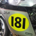 Motorbike number 181 Bev Dunbar Maths Matters