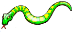 Mr Snake - wild animal - reptile - length John Duffield duffield-design