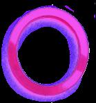 Neon 0 Pink - John Duffield duffield-design