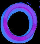 Neon 0 Purple - John Duffield duffield-design