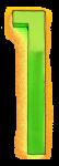 Neon 1 Lime - John Duffield duffield-design