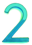 Neon 2 Aqua - John Duffield duffield-design