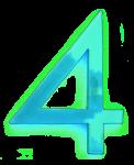 Neon 4 Aqua - John Duffield duffield-design