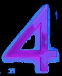 Neon 4 Purple - John Duffield duffield-design