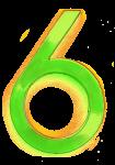 Neon 6 Lime - John Duffield duffield-design
