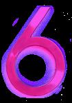 Neon 6 Pink - John Duffield duffield-design
