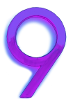 Neon 9 Purple - John Duffield duffield-design