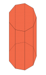 Nonagonal Prism John Duffield duffield-design