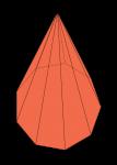 Nonagonal Pyramid John Duffield duffield-design