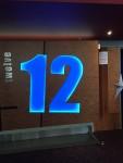 Number 12 Cinema Bev Dunbar Maths Matters