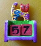 Number 57 Bev Dunbar Maths Matters