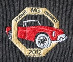 Octagon Car Club Badge Bev Dunbar Maths Matters