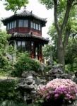 Octagonal Pavilion China Bev Dunbar Maths Matters
