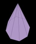 Octagonal Pyramid - John Duffield duffield-design