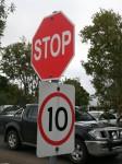 Octagonal Stop Sign Bev Dunbar Maths Matters