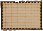 Old Map Background - grid and border - John Duffield duffield-design