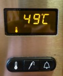 Oven temperature 49 degrees C Bev Dunbar Maths Matters