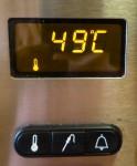 Oven temperature 49 degrees C Bev Dunbar Maths Matters