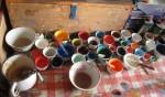 Paint Bowls China Bev Dunbar Maths Matters
