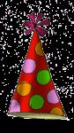 Party Hat1d - John Duffield duffield-design