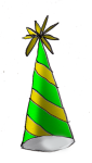 Party Hat2b - John Duffield duffield-design